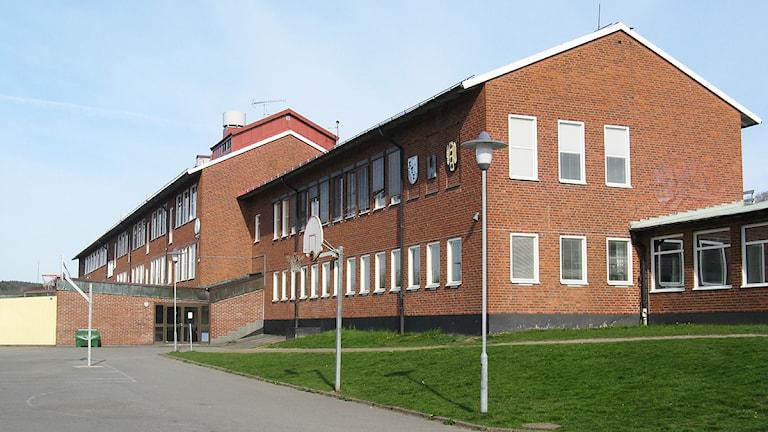 Ängskolan i Skene. Foto: P4 Sjuhärad.