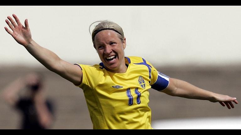 Victoria Sandell Svensson. Foto: Armando Franca/Scanpix