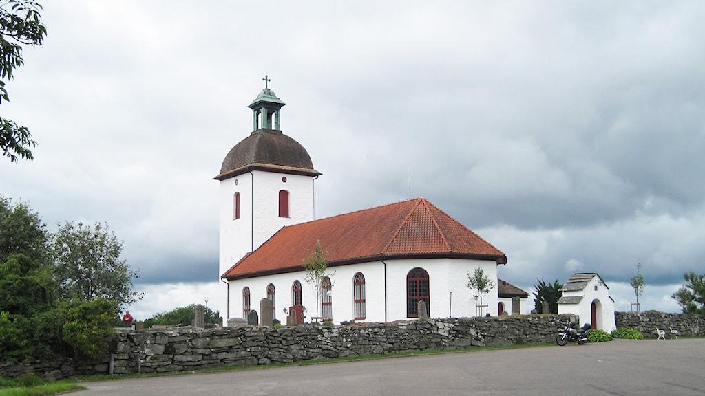 Horreds kyrka. Foto: Mats Tiborn.