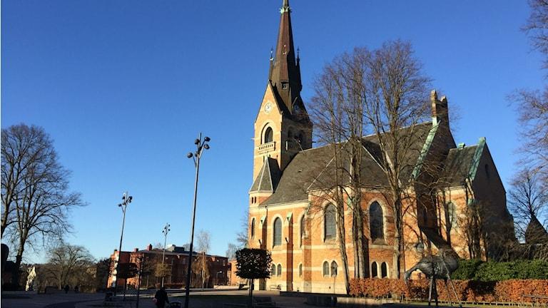 Gustav Adolfskyrkan i Borås.