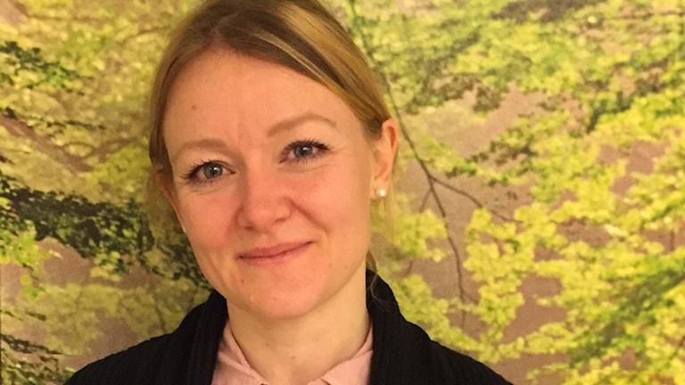 Sandra Roos, doktor i miljösystemanalys vid Chalmers och Swerea.