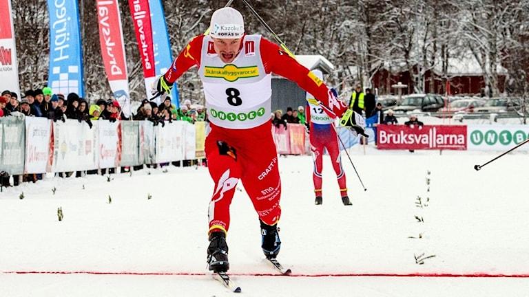 Karl-Johan Westberg nominerad till Årets sportprestation av P4 Sjuhärad.