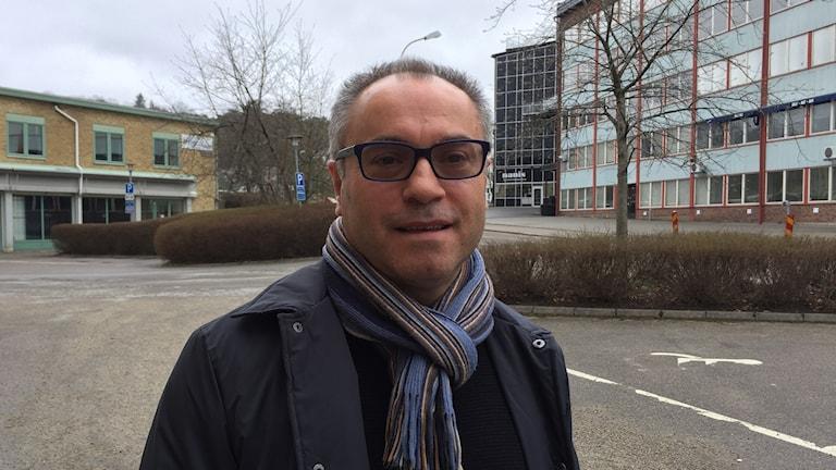 Ethem Muameleci från Borås, har rötter i Turkiet och röstade precis i folkomröstningen.