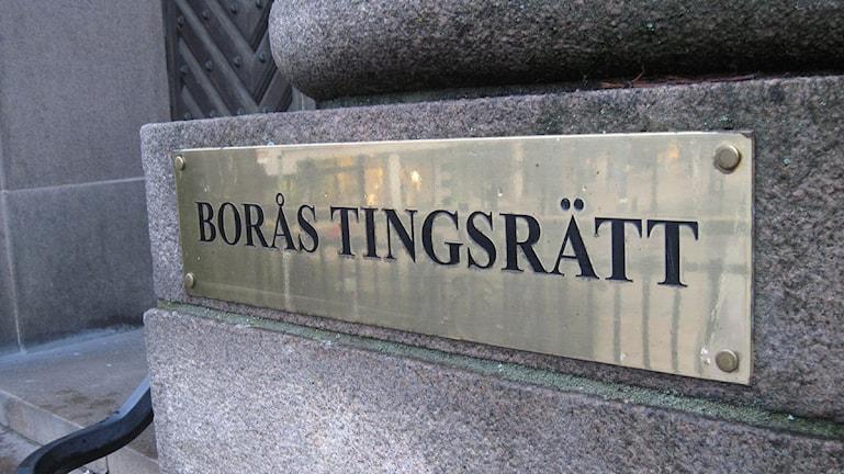 Borås tingsrätt