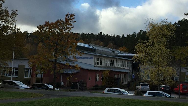 Fjärdingskolan på Hässleholmen i Borås