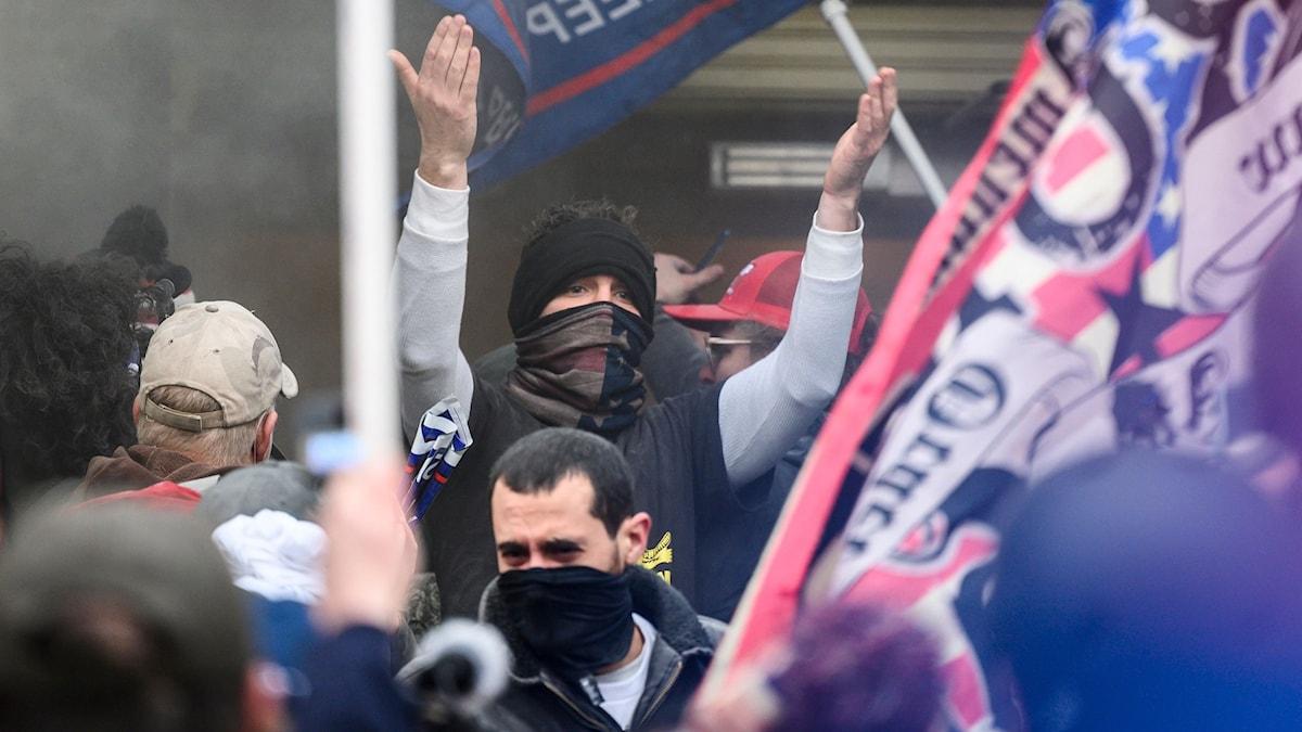 Protestester i USA