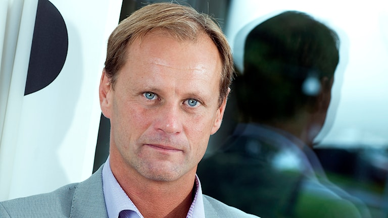 Bo Drysen, enhetschef. Foto: Anna Sigge