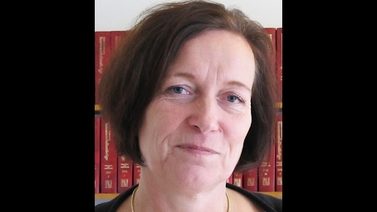 Lena Palmen (s) kommunalråd