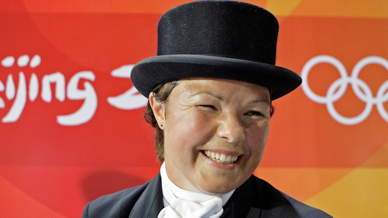 Viktoria Carlerbäck under OS 2008