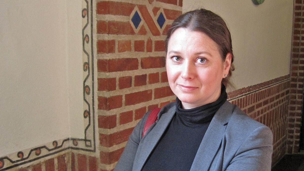 Hedvig Lundbladh, tycker att bevisningen är stark. Foto: Amanda Petersson