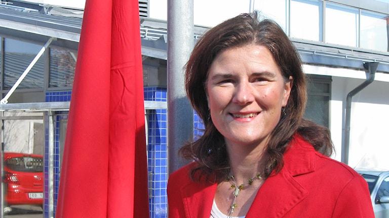 Helen Eliasson, regionråd. Foto: Jan-Åke Thorell
