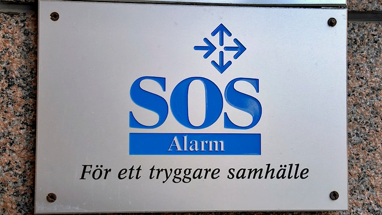 Samtal till SOS-alarm från mobil försenar utryckningen. Foto: Janerik Henriksson/Scanpic