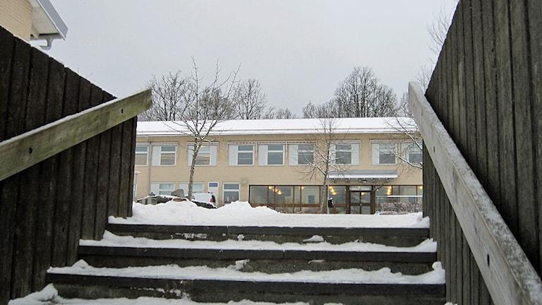 Dalsjöskolan. Foto: Jenny Hellström.