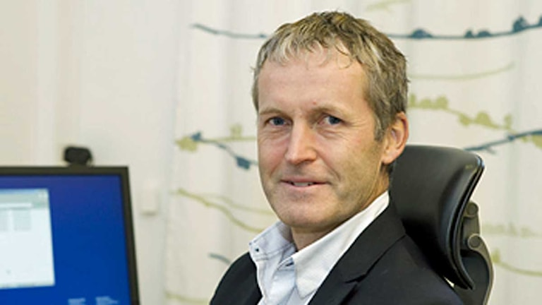 Thomas Wallén, sjukhusdirektör SÄS