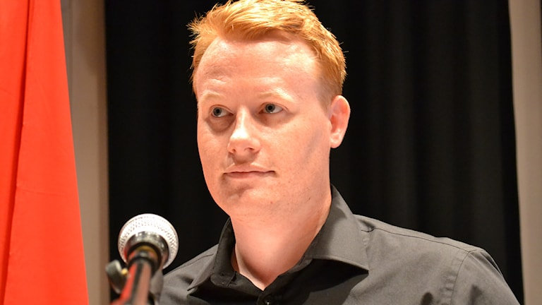 Stefan Lindborg, Ung vänster