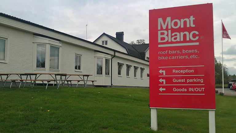 Mont Blanc. Foto: Jan-Åke Thorell P4 Sjuhärad