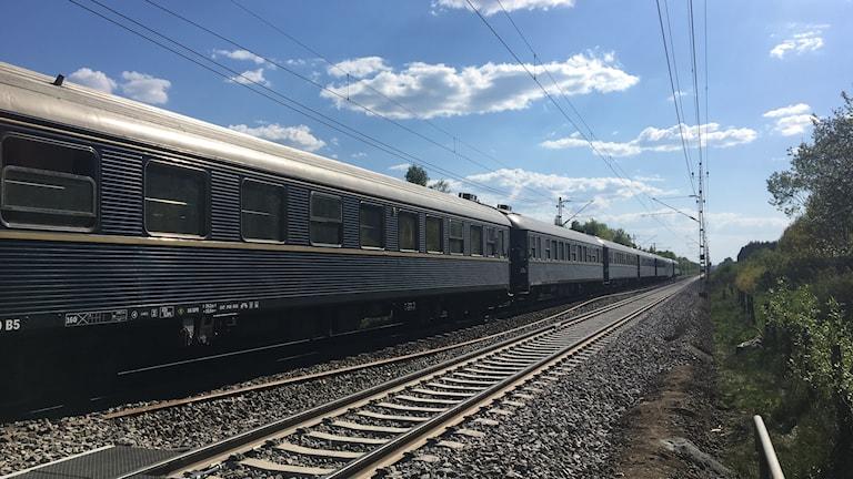 Näringslivet vill ha fler tågavgångar i Laxå.