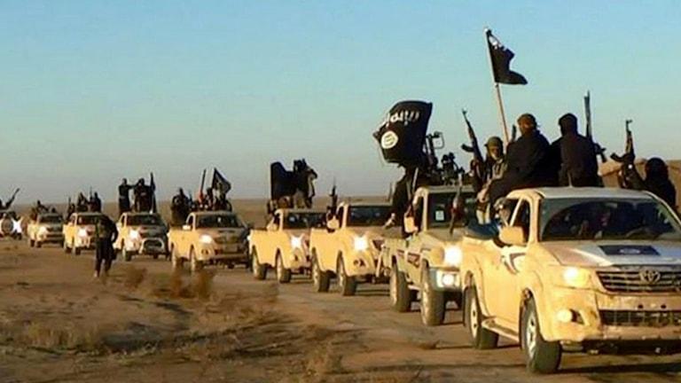 Magaalada Raqqa ee dalka Suuriya.