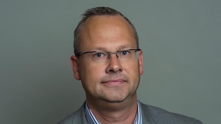 Patrik Jönsson (SD) är nytt riksdagsledamot för Sjuhärad.