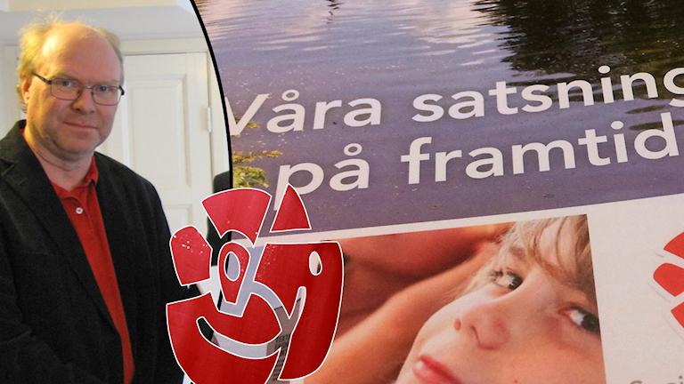 Leif Dahl om att Socialdemokraterna i Ulricehamn tycker att Olsson och Löberg bör avgå.