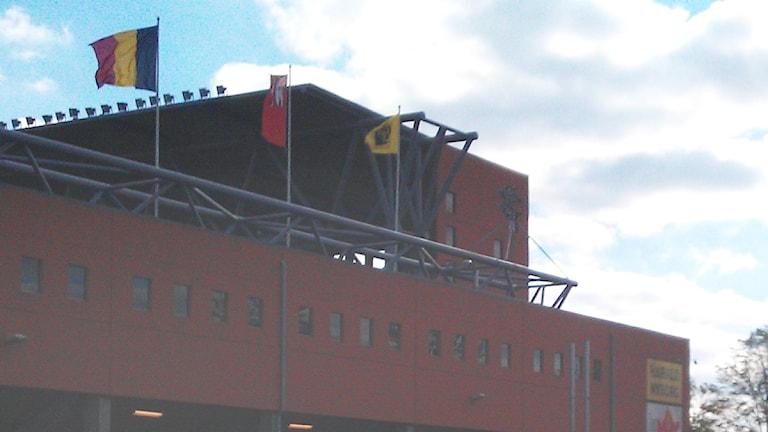 Borås Arena. Foto: Pär Sandin P4 Sjuhärad