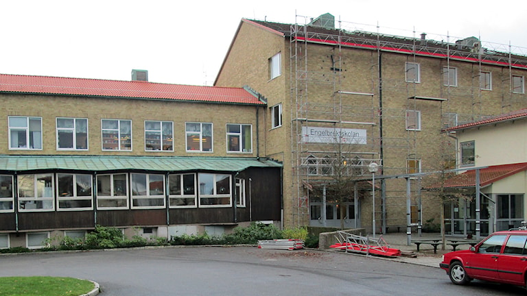 Engelbrektskolan i Borås.