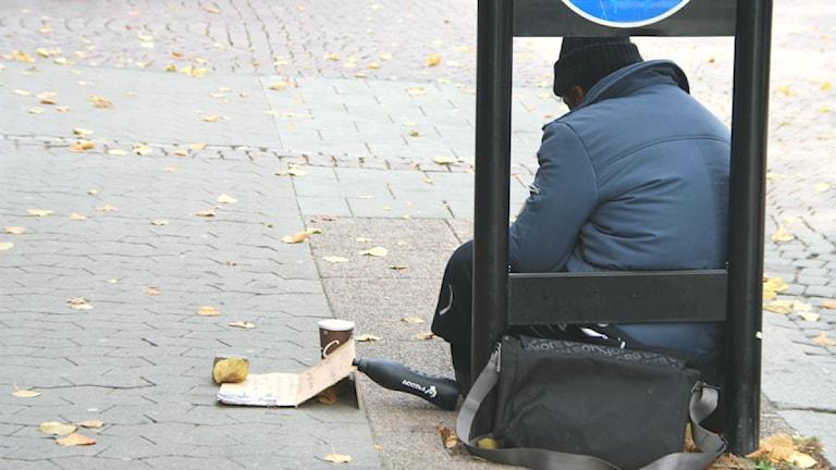 Tiggare (EU-migranter)