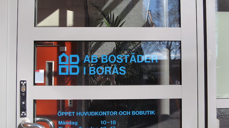 AB Bostäder i Borås. Foto: Sara Johansson.