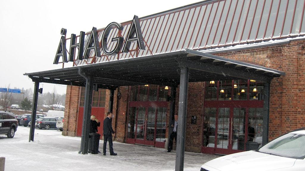 Åhaga i Borås. Foto: Jenny Hellström.