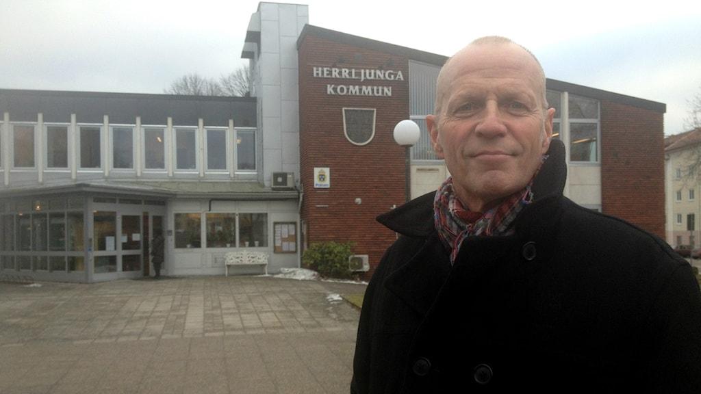 Kommunchef Niels Bredberg. Foto Sara Nygren