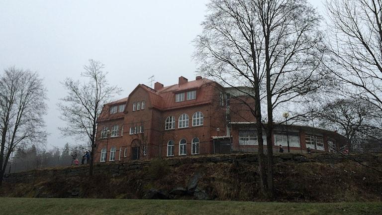 Viskaforsskolan. Foto: Maria Hansson