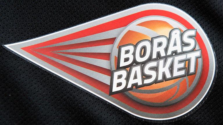 Borås Basket logga. Foto: Bertil Enevåg Ericson/TT.