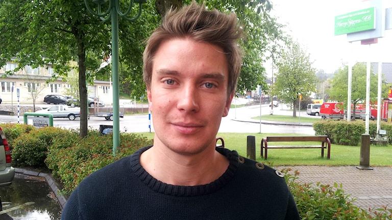 Johan Österlund (Sd). Foto: Joel Wendle.