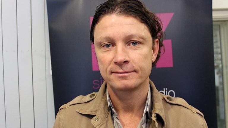 Elfsborgs klubbdirektör Stefan Andreasson. Foto: Niclas Odengård.