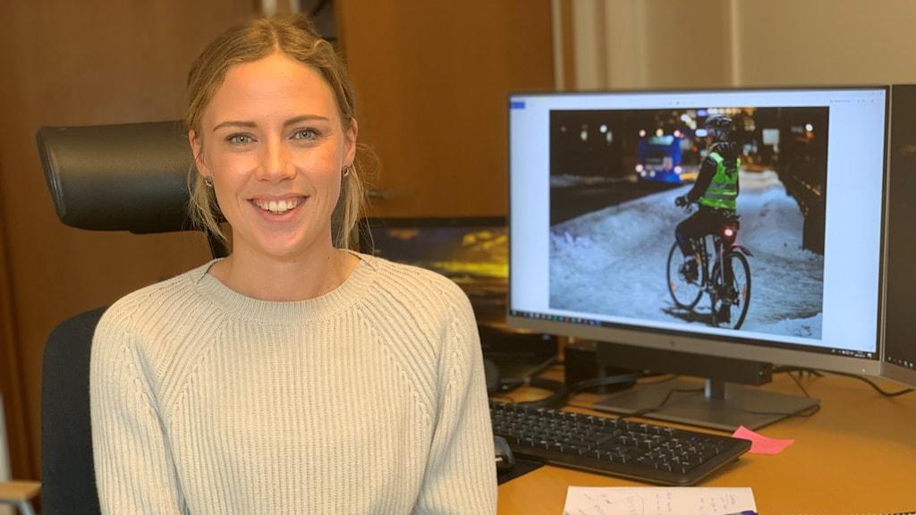 Borås stad vill att fler kommuninvånare ska cykla också på vintern. Och för att locka fler att bli vintercyklister, ska kommunen nu dela ut gratis vinterdäck till 40 boråsare.