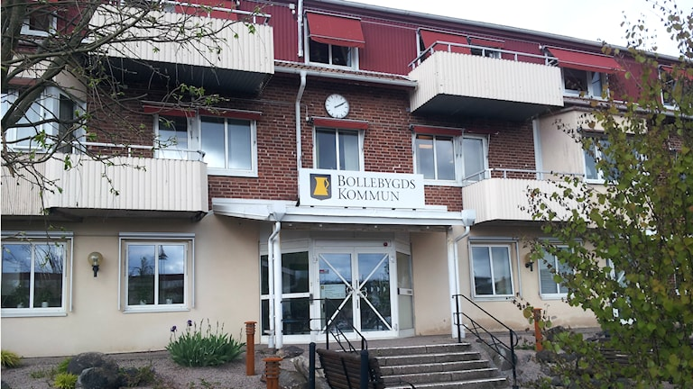 Kommunhuset i Bollebygd