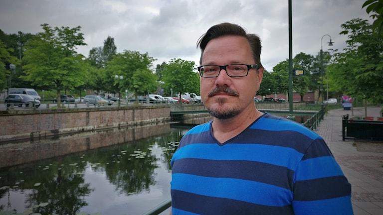 Anders Alftberg Sverigedemokrat i Borås