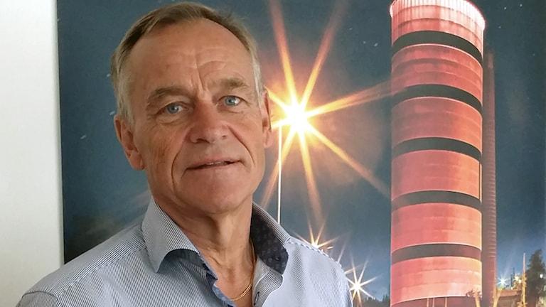 Gunnar Peters är vd på Borås Energi och Miljö.