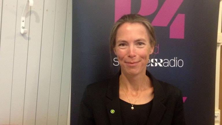 Birgitta Losman. Foto: Adam Koskelainen/SR