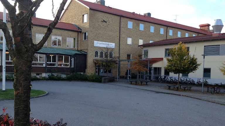 Engelbrektsskolan. Foto: Erika Larsson