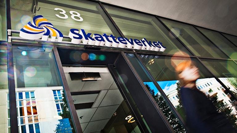 Skatteverket. Foto: Kenny Bengtsson/SvD/TT.