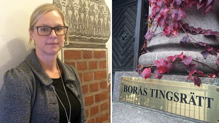 Kammaråklagare Åsa Askenbäck. Foto: Sara Kvist.