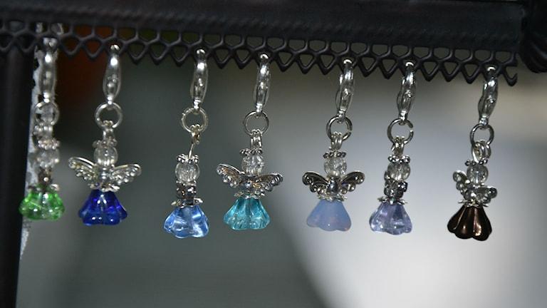 Alvas änglar. Foto: Privat