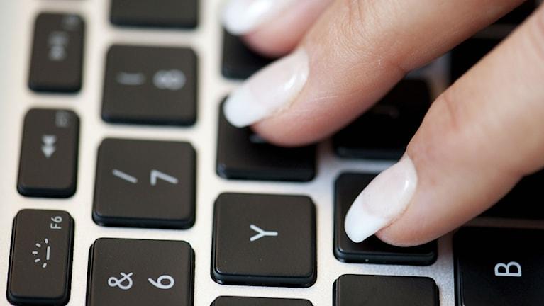 Kontakt med männen fick tjejerna via olika nätdejtingsajter, där de hade registrerat falska profiler. Foto: Jessica Gov