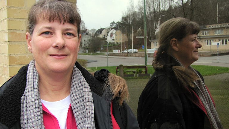 Borås kommunbiolog Jenny Pleym. Foto: Niclas Odengård.