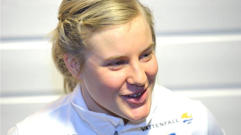 Hanna Falk. Foto: Fredrik Sandberg