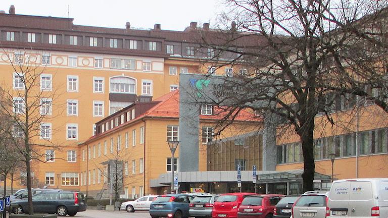 Södra Älvsborgs Sjukhus, SÄS. Foto: Pär Sandin.