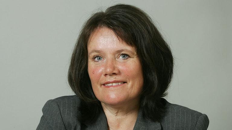 Riksdagsledamot Ann-Christin Ahlberg (S). Foto: Jonas Ekströmer / SCANPIX