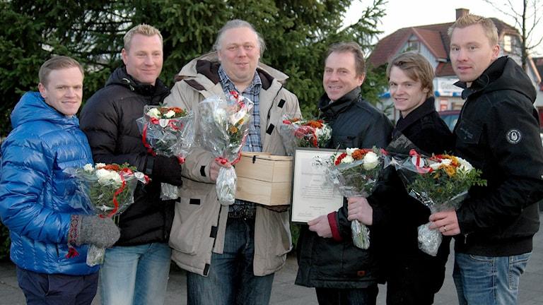 Bollekollen - Bollebygds ambassadör för 2015. Foto: Bollebygds kommun.