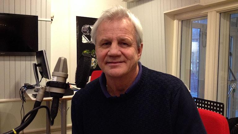 Stefan Persson. Foto: Jon Koldenius/SR.